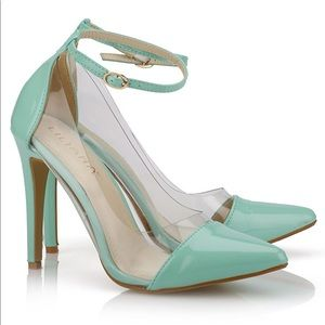 Olga pointed toe pumps